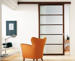 single closet doors. Awesome Top Hanging With A Frosted Glass In 5Panel Single Sliding Door Brown Cherry Wood Finish Terrific Doors Inspiration Interior Closet
