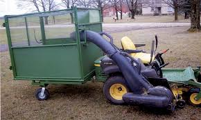 riding mower leaf vacuum. Fine Riding FARM SHOW Magazine  The BEST Stories About MadeItMyself Shop Inventions  Farming And Gardening Tips Timesaving Tricks U0026 The Best Farm Hacks  To Riding Mower Leaf Vacuum E