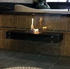 modern portable fireplaces with la strada indoor freestanding ethanol fireplace