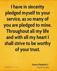 Queen Elizabeth Ii Trust Quotes Quotehd