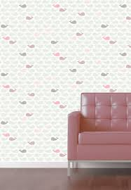 Behang Kinderkamer Roze Classic Babykamer Roze Groen Lactate For