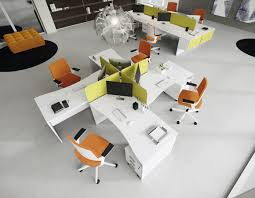 Shared Office Workstations - DV805 - Della Valentina Office ...