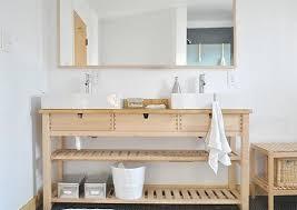 gallery wonderful bathroom furniture ikea. ikea hack norden occasional table as sink gallery wonderful bathroom furniture g