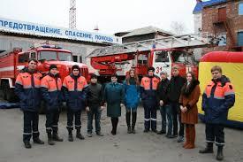 Строительство и техносферная безопасность Студенты кафедры принимают активное участие в работе Студенческого пожарно спасательного отряда Шахтинец