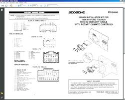 2003 ford taurus radio wiring diagram 2005 focus stereo in 2003 ford taurus radio wiring diagram 2005 focus stereo in
