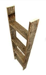 Bauernhaus Leiter Regal