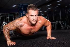 Mens Fitness: Rob Hayward • Isaac Insoll