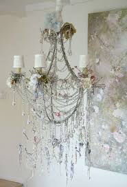 lamp chandelier shabby chic best shabby chic chandelier ideas on vintage model 51