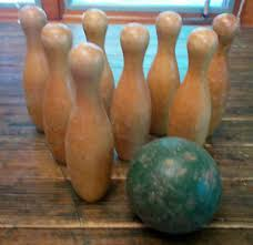 Antique Wooden Bowling Game Cheap Wood Bowling Ball find Wood Bowling Ball deals on line at 48