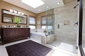 los angeles designer bath rugs bathroom traditional with window treatments vanity lights large shower