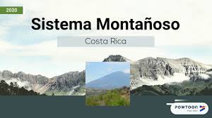 Montañoso translated from spanish to english including synonyms, definitions, and related words. Sistema Montanoso De Costa Rica Ubicacion Y Caracteristicas Youtube