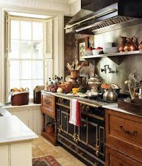 vintage french country kitchen. Exellent Country Old Style Farmhouse Plans  Style Kitchen 3 Traditional Country Kitchens  Vintage French  For Kitchen T