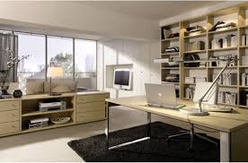 office modern. Contemporary Home Office Design Interior : Modern Photo Of Well Gallery Wonderful