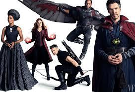 супергерои мстители война