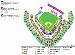80 Paradigmatic Angels Tickets Seating Chart