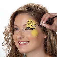leopard print makeup tutorial you
