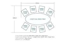 8 seat square dining table dimensions length of for full size in cm kitchen cabinet design