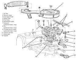anybody have a diagram showing the complete vacuum tube layout for Dodge Ram Parts Diagram Dodge Ram 50 Engine Diagram #14