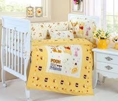winnie the pooh crib sheet yellow nursery bedding plus theme winnie the pooh crib bedding