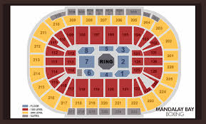 Mandalay Bay Buy Tickets Tickets For Sport Events