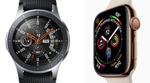 Android Wear Watch Comparison Chart Apple Watch Vs Samsung Galaxy Watch Which Smartwatch Is