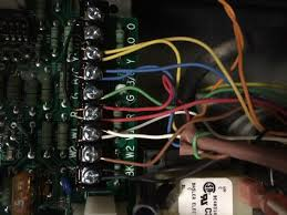 wiring honeywell iaq stat quick start guide of wiring diagram • trane xv95 xl16i heat pump honeywell visionpro iaq to honeywell rh doityourself com honeywell 8000 iaq