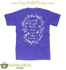 Relay For Life Shirt Designs Kd Boutique Custom Kappa Delta Relay For Life Tee Kappa