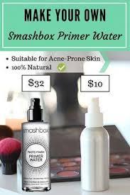 diy make your own smashbox primer water