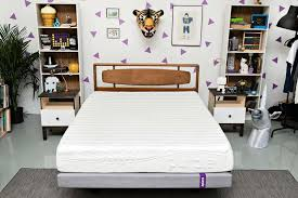purple platform bed.  Bed Does The Purple Mattress Need A Box Spring To Platform Bed