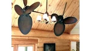cabin ceiling fans log rustic incredible fan with lights india cabin ceiling fans rustic