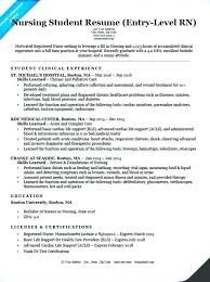 Sample Nurse Resume Registered Nurse Resume Sample Nursing Resume