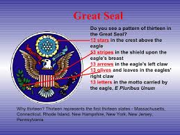「Great Seal of the United States」の画像検索結果