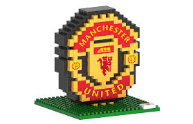 Manchester United FC BRXLZ Team Logo | A Touch of Fun