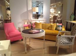 current furniture trends. Color Trend: Pink. Century Furniture Showroom Current Trends