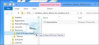 Access 2013 Themes Download How To Get Classic Style Themes Back On Windows 8 Or 10