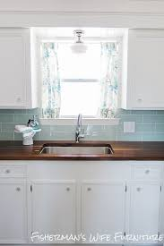 A Coastal Kitchen Tiles Backsplash Brings The Ocean Inside Coastal Kitchen Backsplash Ideas