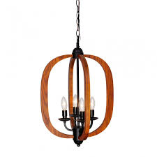 more views arches wood 4 light chandelier oil rubbed bronze
