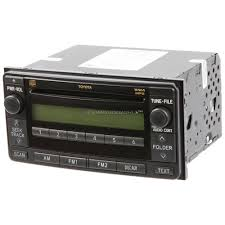 Toyota Yaris Radio or CD Player Parts, View Online Part Sale ...