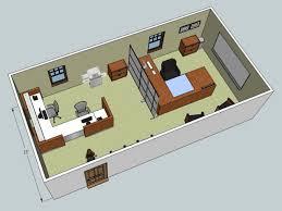 3d office design. Beautiful Design Office Layout 3d Design Service To