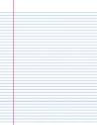 ruled paper template lined paper template template business