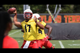 Maryland Terrapins Football Depth Chart Long A Position In Question Maryland Appears Stocked With