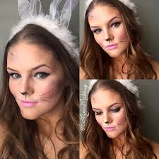elynnmakeup dust bunny sephoraselfie elynnmakeup dustbunny costume makeup
