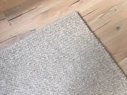 john lewis cable grey wool rug