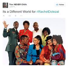 The Absolute Funniest #RachelDolezal Memes - #BTNOMB via Relatably.com