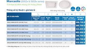 Bảng giá đèn led âm trần philips - Top sản phẩm bán chạy nhất hiện nay -  LED XANH