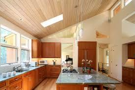 sloped ceiling lighting style