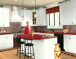 kitchen designs red kitchen furniture modern kitchen. Retro Kitchen Ideas Large Size Of Modern Linens Red And White Country Designs Furniture M