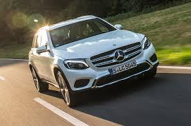 2015 Mercedes-Benz GLC 350 e 4Matic review review | Autocar
