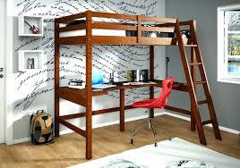bunk beds desk bed with cool wood loft australia bunk beds desk