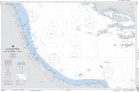 Nautical Charts Croatia Free Nga Nautical Chart 54105 Otok Lastovo To Otok Zirje And Punta San Francesco To Ancona